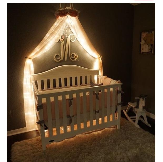 crib lights