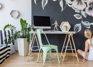 Go ahead, treat your home as a giant canvas and unleash the art within to give your space an overwhelming personalized touch with painting tips from Pinterest.