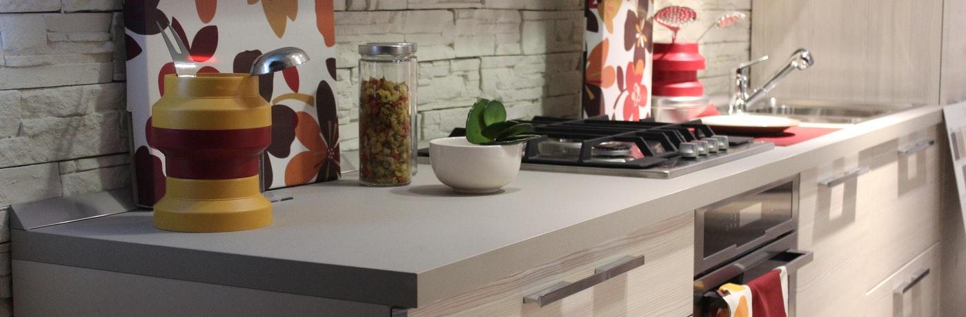 declutter messy kitchen