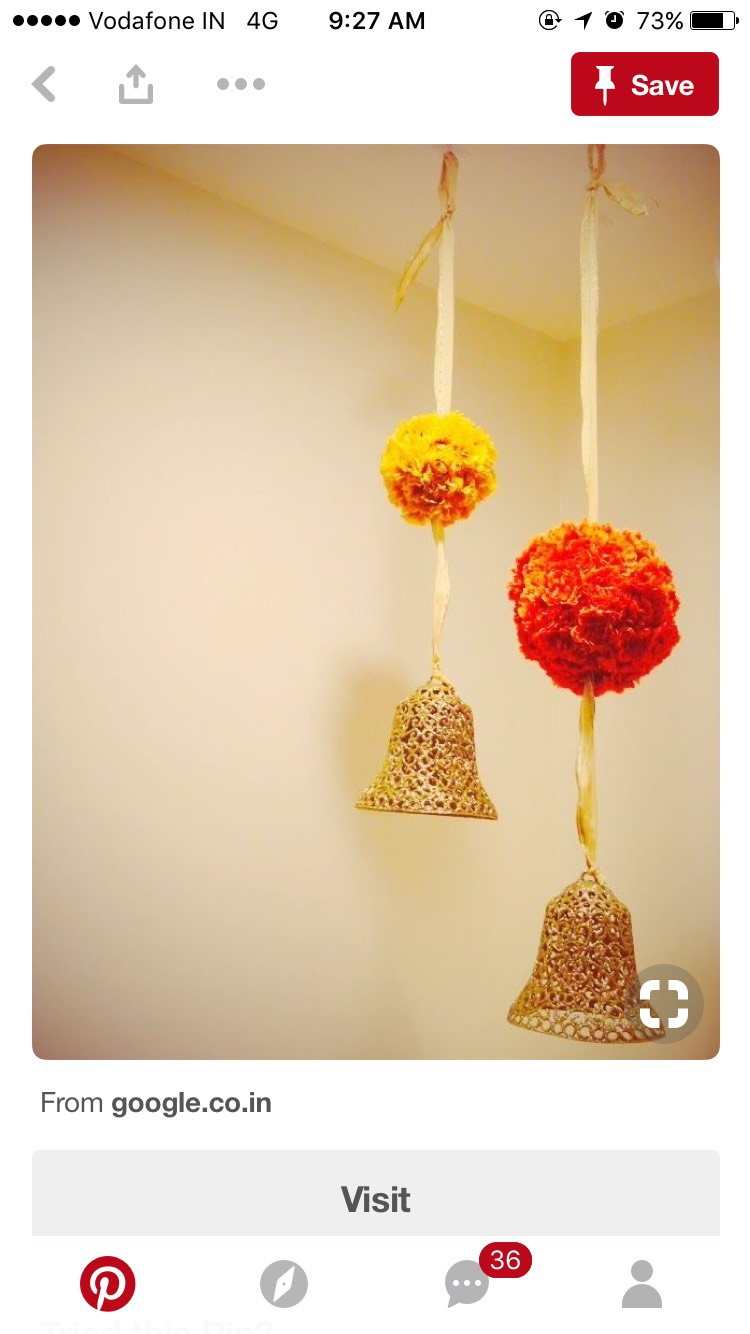 Flower Hanging 2