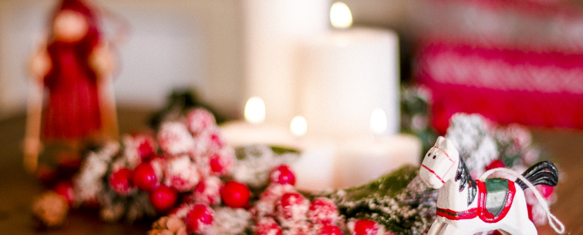 7 Christmas Decor Ideas From Youtube For Welcoming Santa Decor Chutney