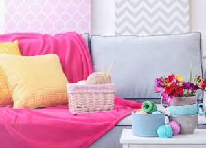 room organizing tips