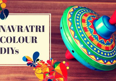 Navratri Decor DIY